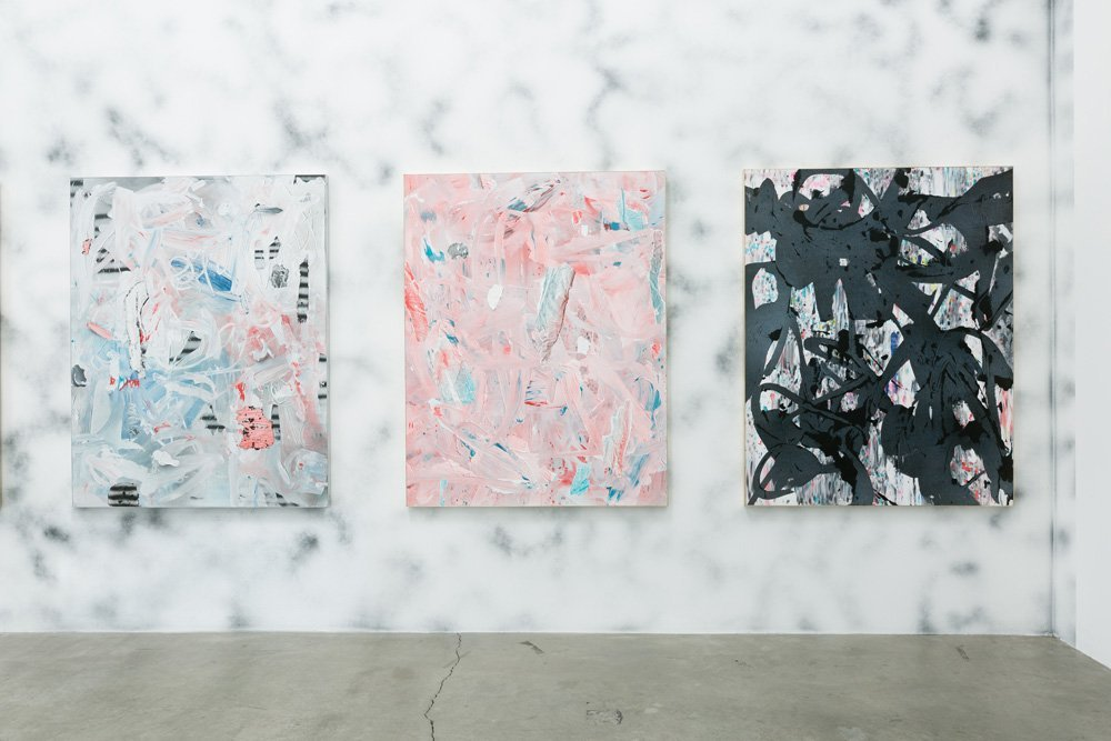 Joe Reihsen Aftermarket Interior, Factory Paint, Installation view, 2014
