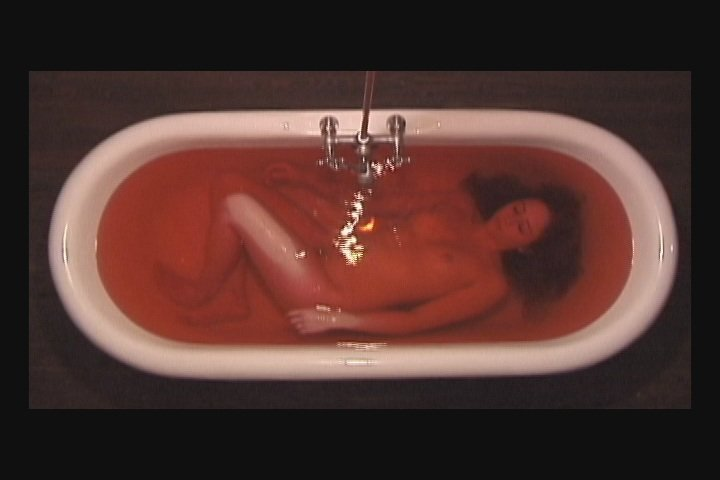 Jen DeNike Cold Cold Heart, 2005 Single channel, video, color, sound