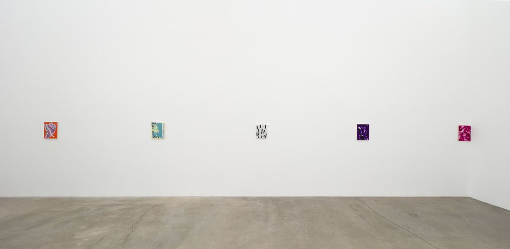 Sigrid Sandström Other Places, Installation view, 2016